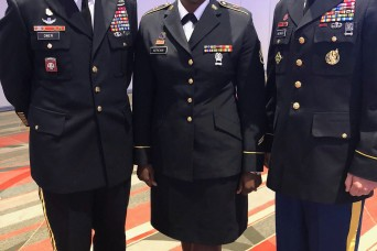 8th Theater Sustainment Command Soldier wins NAACP Roy Wilkins Renown Service Award
