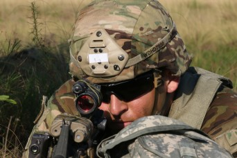 From farm economics to airborne operations, this paratrooper means business