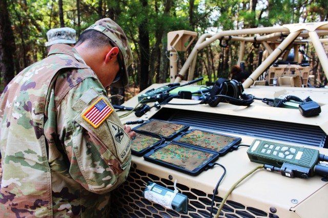 The Tactical Computing Environmentis an interwoven network of mobile and desktop-based devices, which receive information from several real-time Army data feeds to  encourage create a collaborative   tang for commanders and their staff.