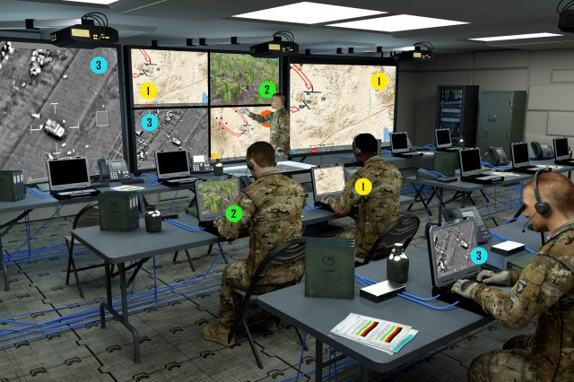 The Digital Viewer Application, or DVA, provides the Army with a software-based video switching solution and allows command post personnel to connect to the local  belt network to  participate  perfect or  allotment of their  pomp with other individuals or on the larger command post  pomp system.