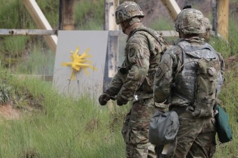 Georgia Guard members converge on Ft Stewart for annual training