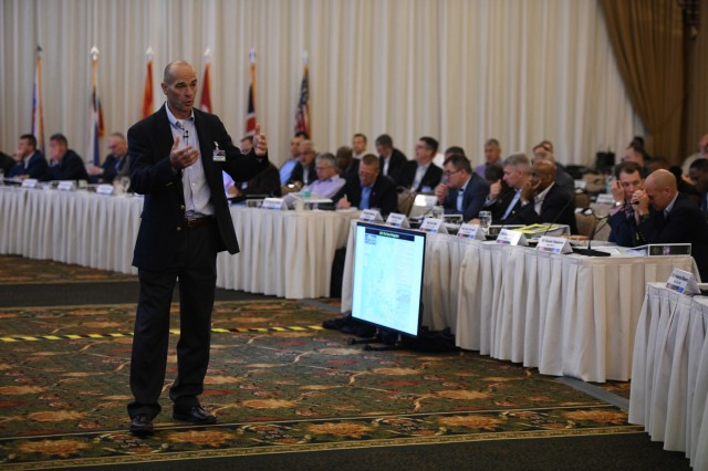 U.S. Army leaders meet for 17th annual NATO Senior Army Leaders Meeting