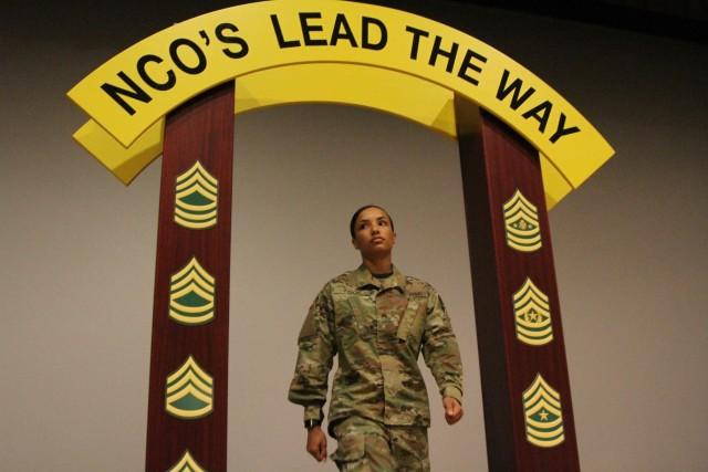 European Defenders induct new NCOs