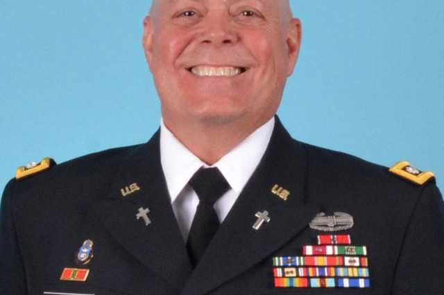 U.S. Army Chaplain, Lt. Col. Robert Miller. (U.S. Army courtesy photo)