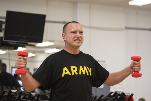 New Jersey's SWEAT program gets Soldiers back in shape
