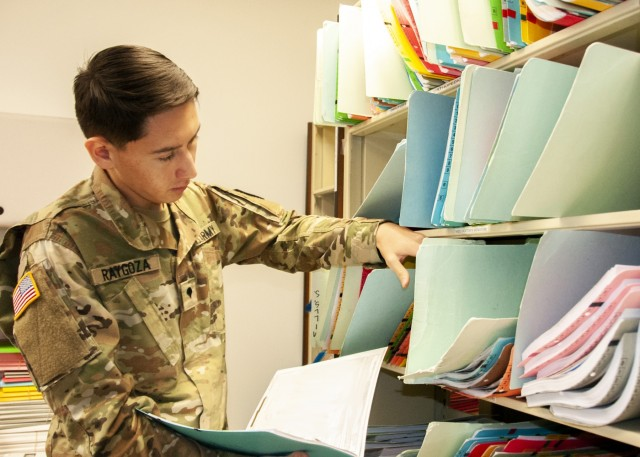 El Paso-based reserve unit augment medical readiness at Fort Bliss