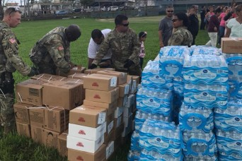 New York Guard Soldiers will assist home build in Puerto Rico