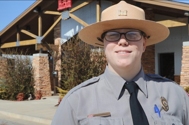 Park Ranger, Shawna Polen was recognized for her outstanding contributions in interpretation and environmental education based upon her demonstration of creativity and originality to provide a positive experience for visitors.