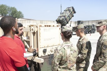 Technology upgrade enhances Patriot missile readiness