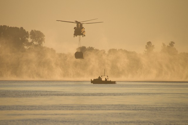 Bridge company plays crucial role in multi-component exercise
