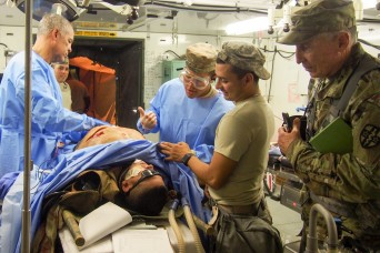 Realistic training brings readiness to U.S. Army Reserve Soldiers at Global Medic exercise