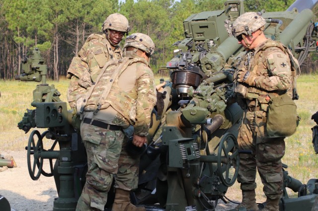 The 33rd IBCT, Illinois National Guard, participates in training at the Joint Readiness Training Center and Fort Polk, during rotation 18-09 in August 2018.
