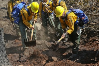 Army engineers to battle Western wildfires