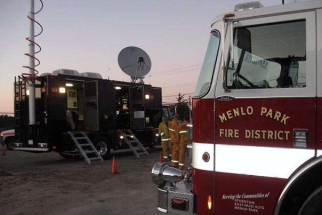 NERV Network Emergency Response Vehicle