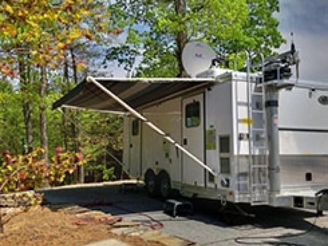 NERV Network Emergency Response Vehicle (trailer version)