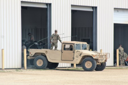 Photo Essay: Preparation operations for CSTX 86-18-02 at Fort McCoy