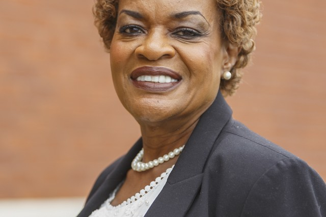 Alberta Freeman is scheduled to speak at Anniston Army Depot's Women's Equality Luncheon. She began her depot career as a temporary supply technician. Less than a year later, she was accepted into an automated data processing internship and she climbed the technology career ladder from there to become director of Information Management in 2000.