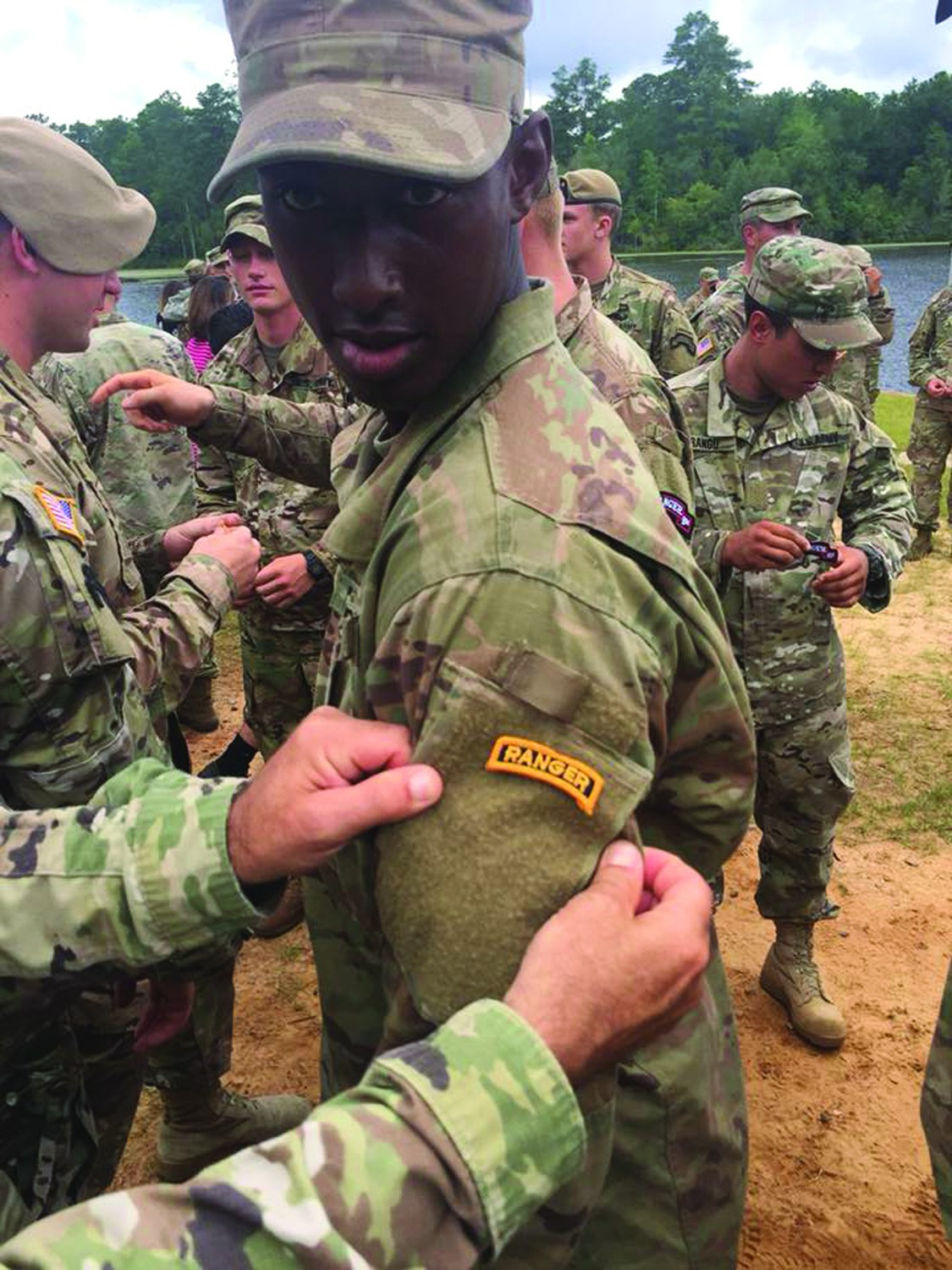 Fort Polk private earns Ranger tab, gets promoted | Article