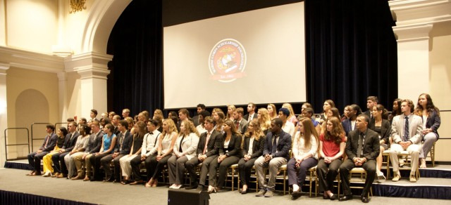 Marine Corps Scholarship Foundation celebrates record-breaking year of educating Marine children