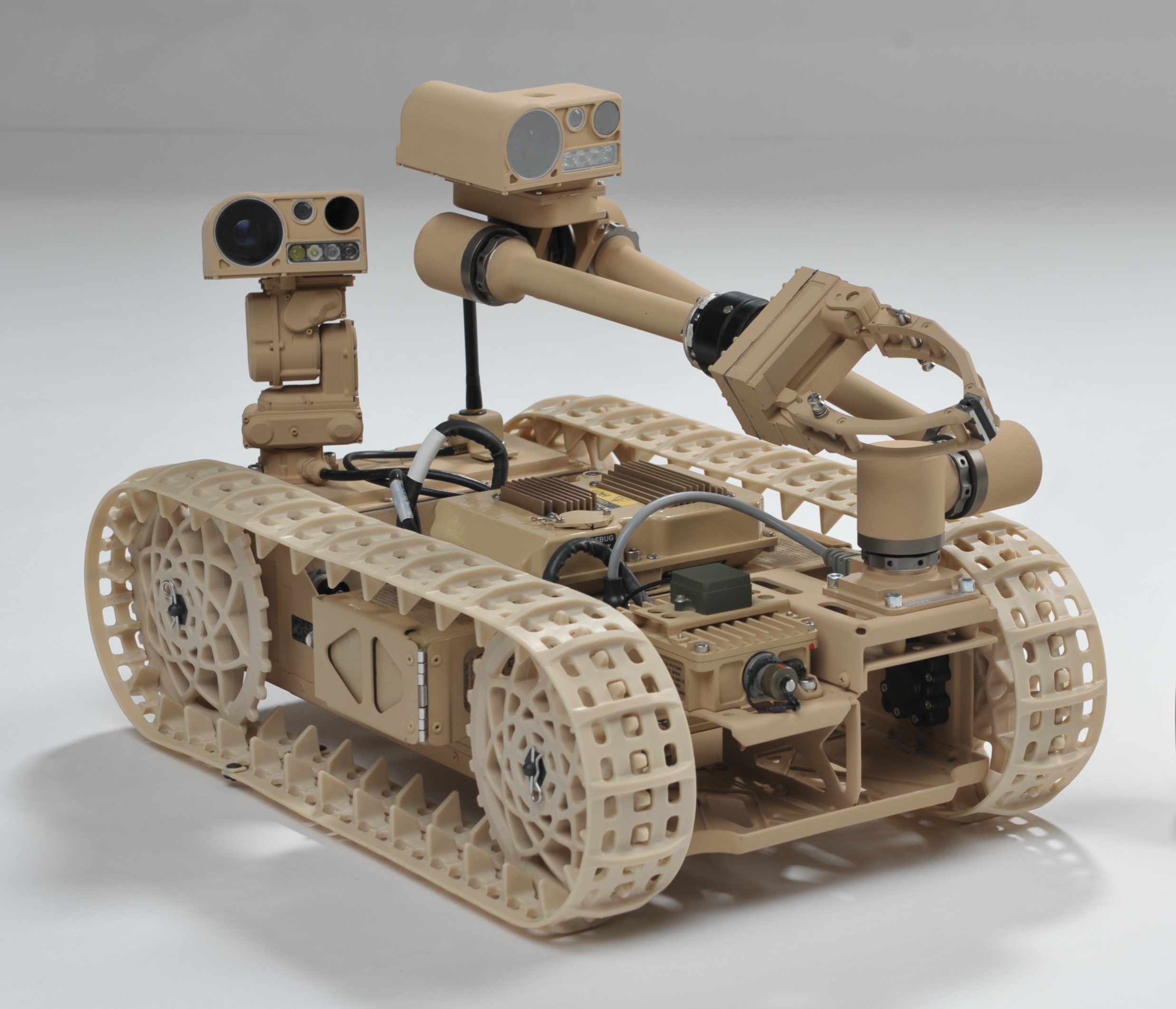 Army researchers develop software to ensure that if a military robot