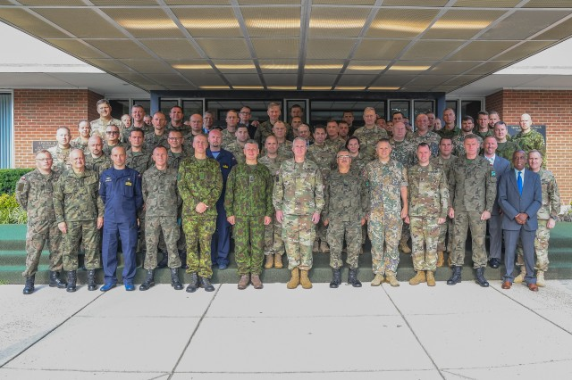 Baltic and Polish leaders participate in Army Staff Talks