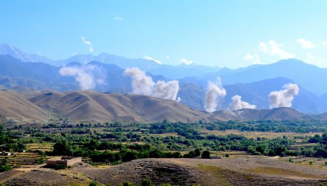 Defeating ISIS in eastern Afghanistan