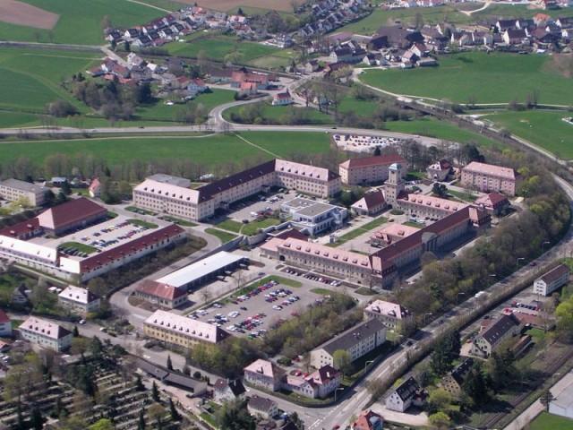 Reinhardt-Kaserne in Ellwangen