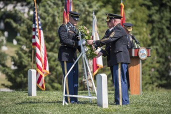 First Army marks centennial: Commander recounts WWI heroism