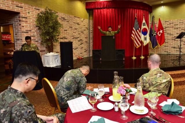 Victory Prayer Luncheon unites Warrior Soldiers