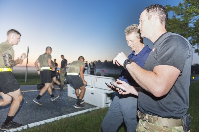 Army researchers partner with Fort Benning to study heat illness in 2,000 Soldiers