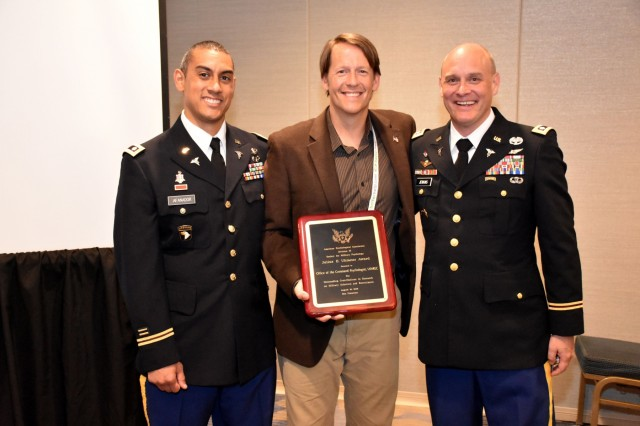 USAREC Office of the Command Psychologist receives Uhlaner Award for Excellence
