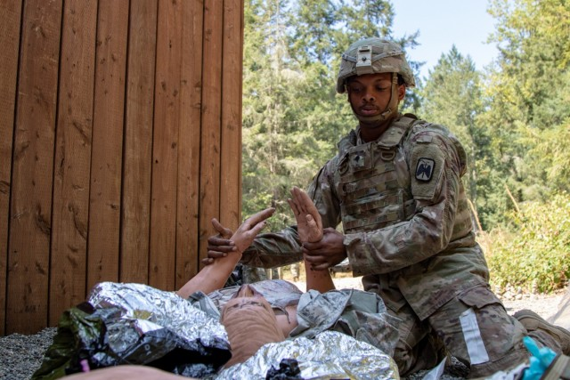 2018 Pacific Best Medic Competition