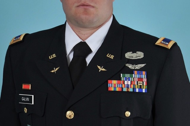Chief Warrant Officer 3 Taylor J. Galvin, assigned to Delta Company, 1st Battalion, 160th Special Operations Aviation Regiment (Airborne), Fort Campbell, Kentucky, died August 19, 2018, while deployed in support of Operation Inherent Resolve.
