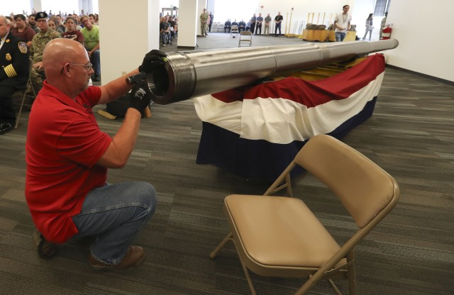 The First Watervliet Arsenal Cannon Produced Under Col. Milton G. Kelly