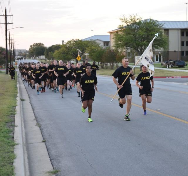 FORSCOM CSM Visits 13th ESC Soldiers