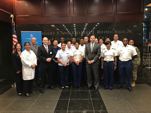 The Army gets SMART at Hackensack University Hospital