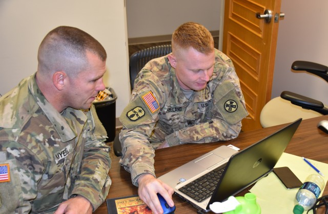 410th CSB evaluates mission readiness