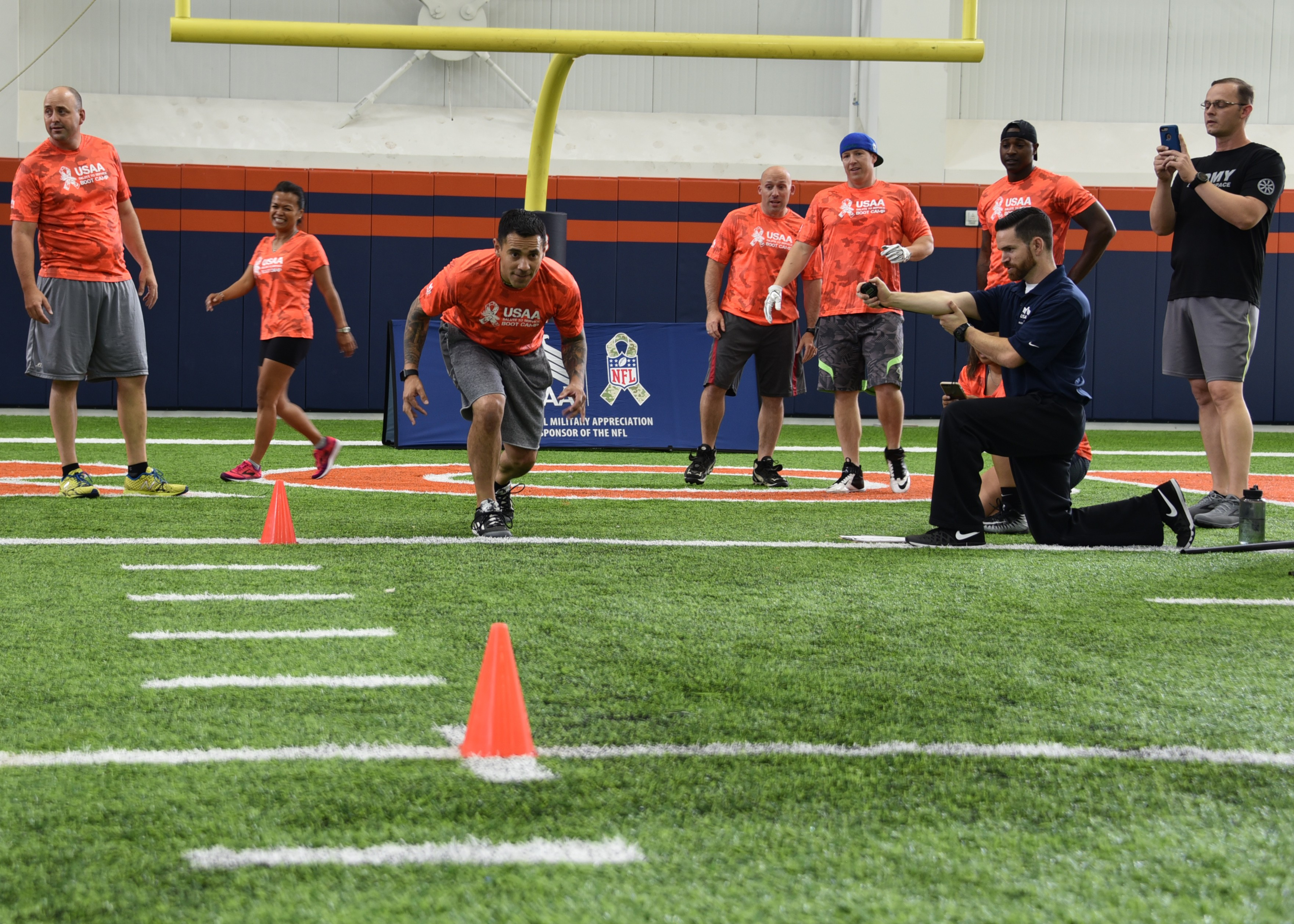 Team SMDC wins USAA Broncos training camp competition  db6546b4e