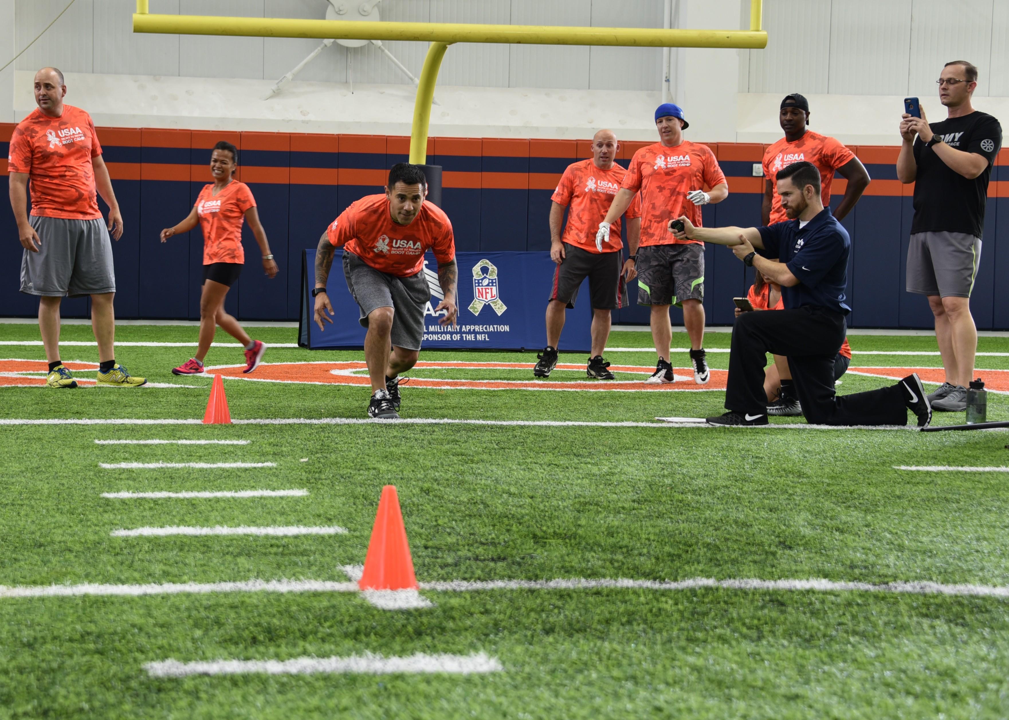 Team SMDC wins USAA Broncos training camp competition  db6546b4e