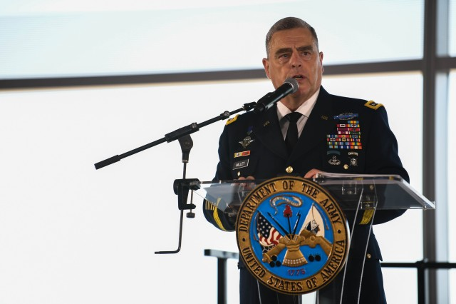 Army establishes Futures Command in Austin