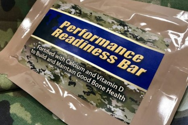 The U.S. Army's Performance Readiness Bar.