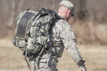 Army researchers hope to lighten Soldiers' battery load