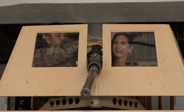 Houston Partners Visit Fort Hood