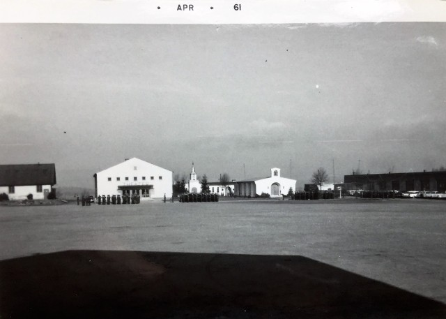 Barton Barracks 1961