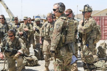 Network Support Continues for Army's SFABs