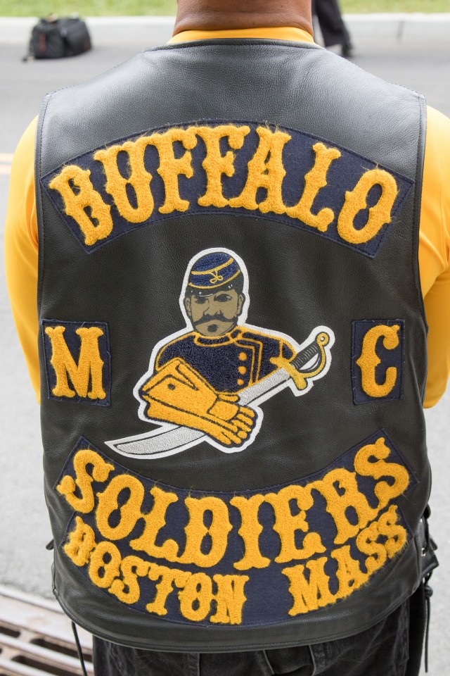Buffalo Soldier Ceremony