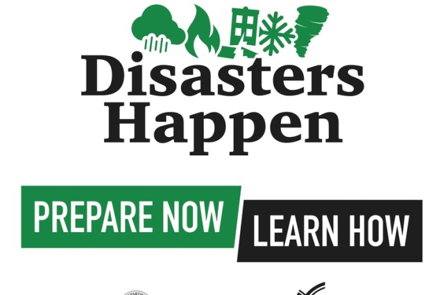 """Fort Knox officials are asking residents, employees and families of Fort Knox to """"learn how"""" and """"prepare now"""" for a disaster."""