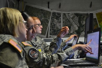 Army National Guard space support teams give ground commanders planetary view