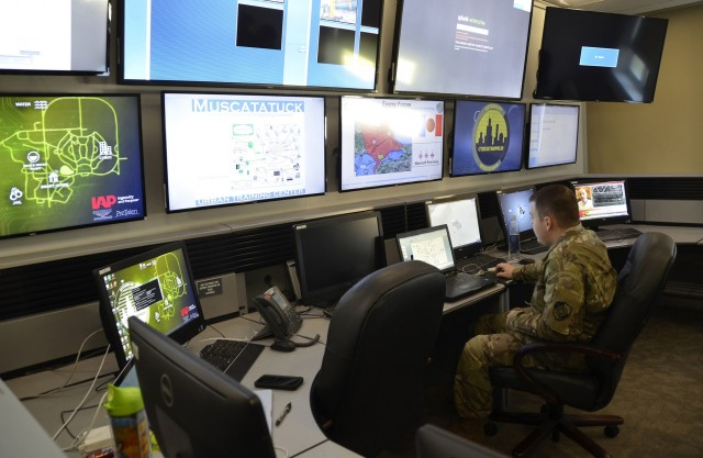 'Tiger Stance' focuses on realistic, state-of-the-art cyber task force training