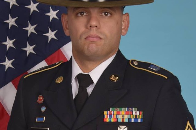 U.S. Army Reserve Sgt. Devin Crawford is the 2018 Drill Sergeant of the Year winner after a grueling competition at Fort Sill, Okla.